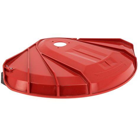 Carter de protection pour débroussailleuse à roues