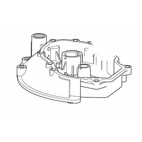 Carter moteur inférieur moteur tondeuse GGP