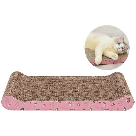 Carton Cat Scratch Board Sofa Bed Cat Claw Claw Card Claw Wavy Corrugated Paper