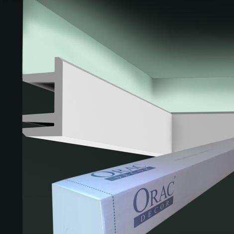 carton complet de 22 mètres de C381 Corniche Plafond Orac Decor -Luxxus - 9,5x5cm (h x p) - Conditionnement : Carton complet