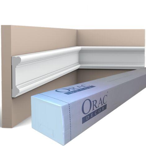 carton de 8 Moulure multifonctionnelle Orac Decor Luxxus DX121-2300 - conditionnement : Carton de 8 pièces