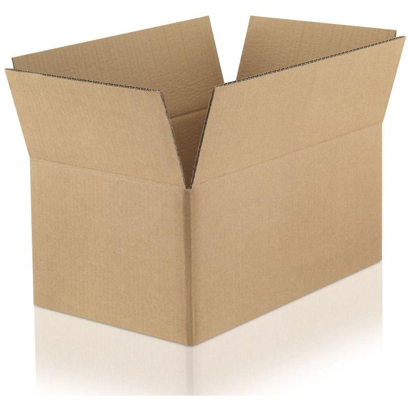 Caisse carton double cannelure 400 x 300 x 150 mm par 20