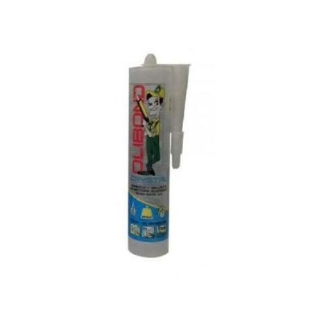 Cartouche 290 ml de mastic-colle hybride olive olibond crystal translucide - OLIVE QUIMICA