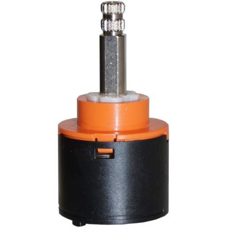 Cartouche arrêt et inverseur pour mitigeur thermostatique Ondyna