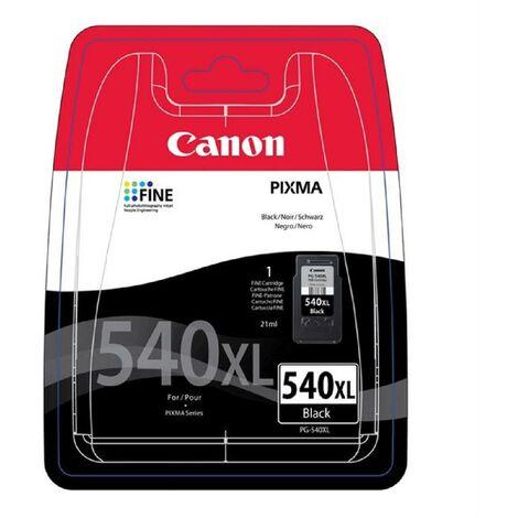 Cartouche Canon PG-540 XL Noir
