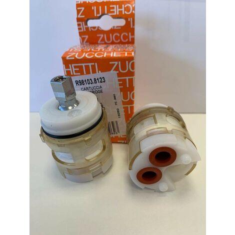 Cartouche céramique pour mitigeur Zucchetti zetamix R98103 | Cartouche