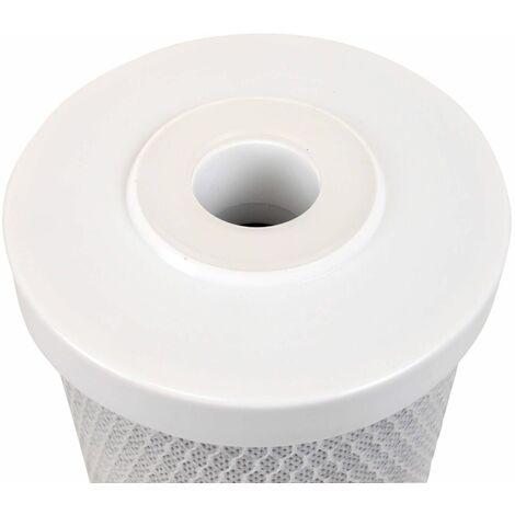 """Cartouche Crystal Filter® CBC-05-20BB Premium charbon actif 20"""" Big Blue - 5 µm"""