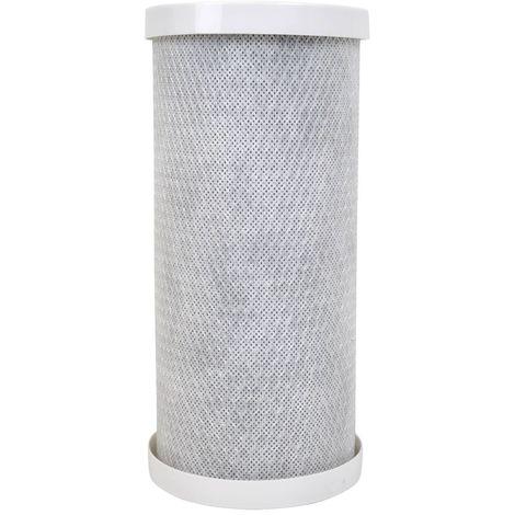 """Cartouche Crystal Filter® CBC-05-934BB Premium charbon actif 9""""3/4 Big Blue - 5 µm"""