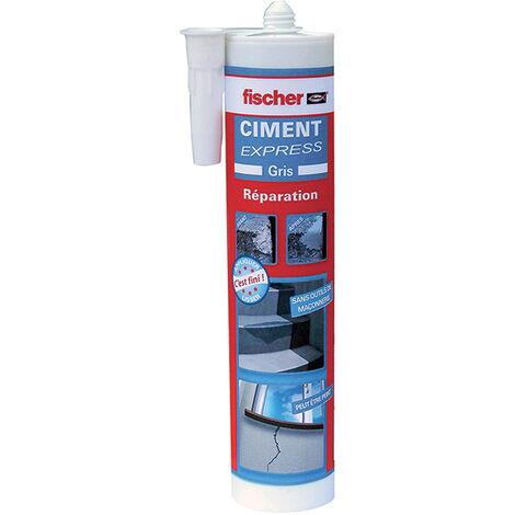 Cartouche de ciment express de Fischer