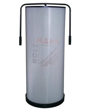 Cartouche de filtration D. 500 mm x 1175 mm ABSFF1 - Holzmann - -