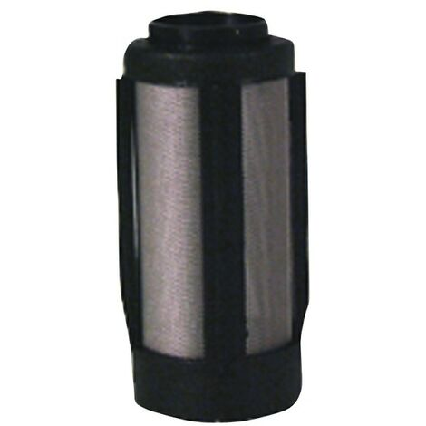 Cartouche de filtre nickelée