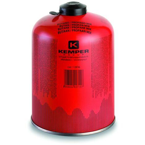 Cartouche de gaz à valve 460 g - KEMPER - 1126F46