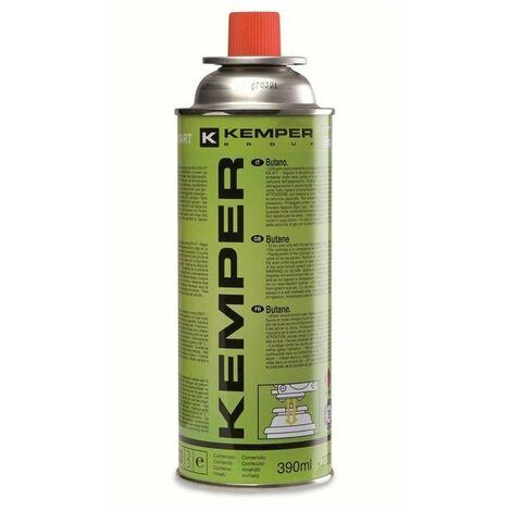 Cartouche de gaz butane pour réchaud Kemper