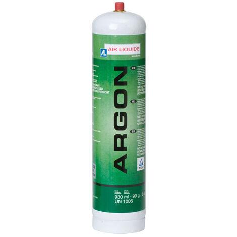 Cartouche de gaz jetable Argon Weldteam