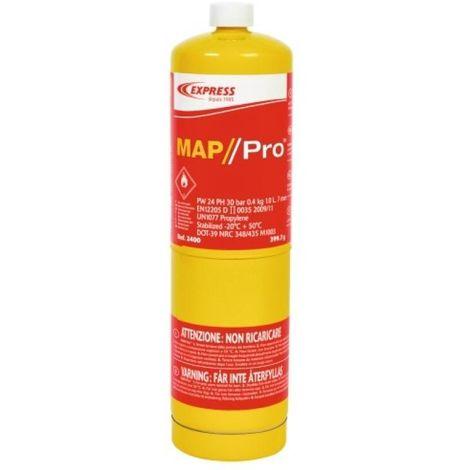 Cartouche de gaz propylène 15% + butane + propane 444
