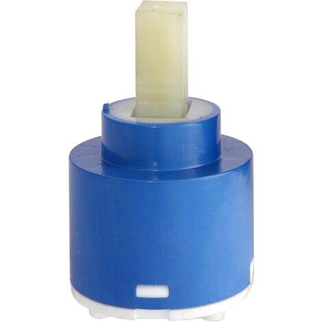 Cartouche de mitigeur basse, diamètre 40mm