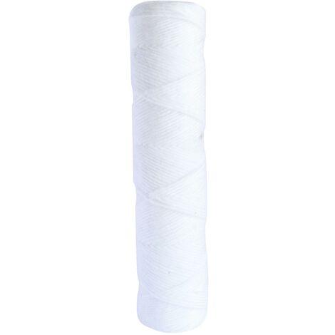 """Cartouche filtrante bobinée 20µ - Taille standard 10""""- Durée 6 mois"""