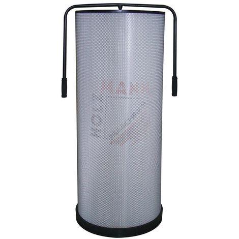 Cartouche filtrante FP3 pour aspirateur à copeaux Ø500 mm