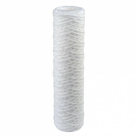 Cartouche filtre jetable 25µ anti-impuretés - pour filtre standard