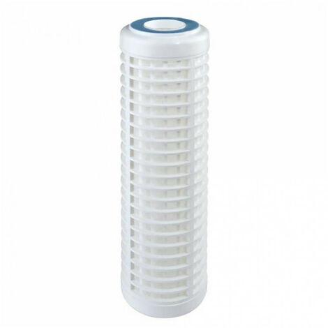 Cartouche filtre lavable 50μ anti-impuretés - pour filtre standard