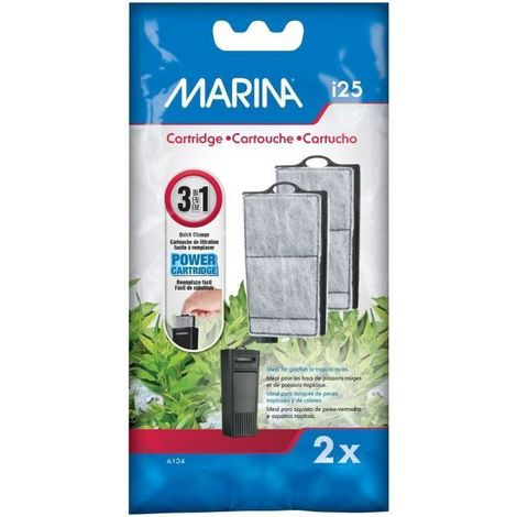 Cartouche filtre marina 125.