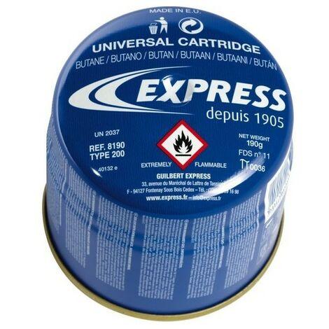 Cartouche gaz butane type c2008191 securisee v - 190 grspour lampe 8800 - 8900