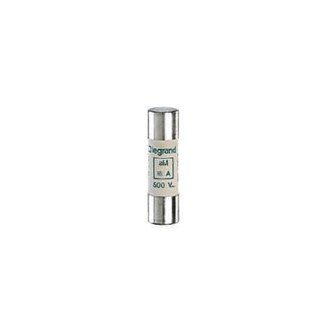 Cartouche industrielle cylindrique - aM - 14x51 mm - sans percuteur - 20 A