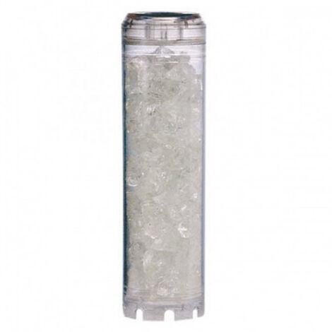 Cartouche polyphosphate anticalcaire - pour filtre standard