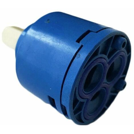 Cartouche pour robinet mitigeur diamètre 40 sans distribution