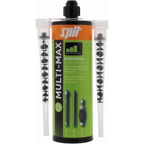 Cartouche résine Multi-Max 410 ml SPIT - 060047