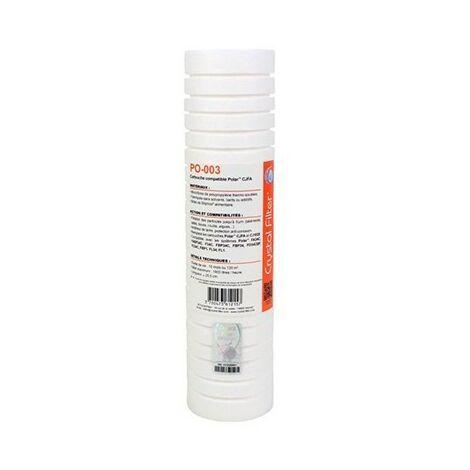 Cartouche - Silicophosphate - 5 µm - Compatible POLAR™ CJFA et CJ1020