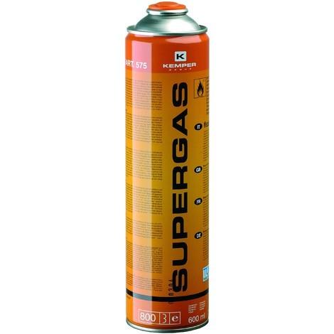 Cartouche SUPERGAS KEMPER gaz propane butane 330 gr - S05655-