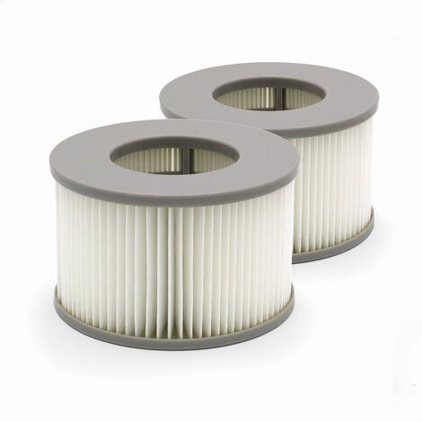 Cartouches de filtration pour Spa gonflable - Blanc