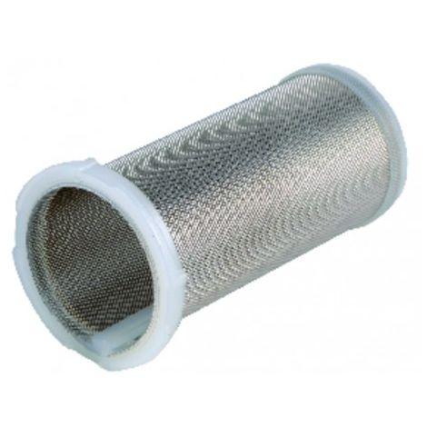 Cartridge of inox sieve filter
