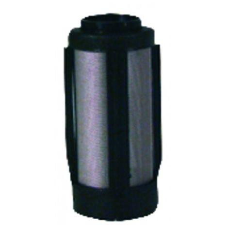 Cartridge of nickel filter