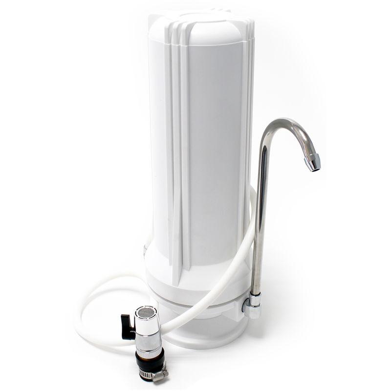 Cartuccia filtro acqua da banco a 1 stadio TR201 Filtro acqua da banco da 5µ
