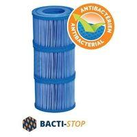 Cartuccia filtro Antibatterica per Spa Gonfiabile - Confezione 3 pz