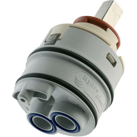 Cartucho de repuesto para el mezclador de diámetro 38 Hydroplast AX38 | Cartucho