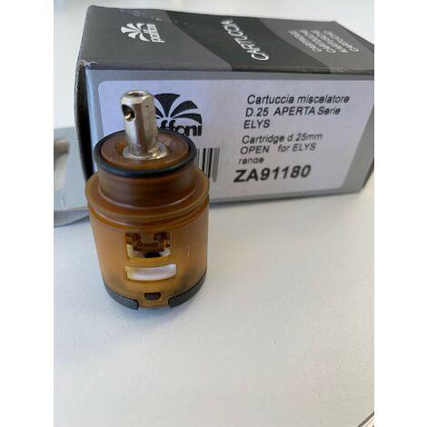 Cartucho de repuesto para mezcladores Elys Paffoni Ø25 ZA91180 | Cartucho