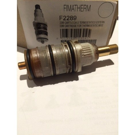 Cartucho de repuesto termostática Fima Carlo Frattini F2289