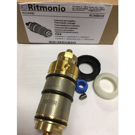 cartucho de repuesto termostática para mezclador Ritmonio RCMB038 | Cartucho