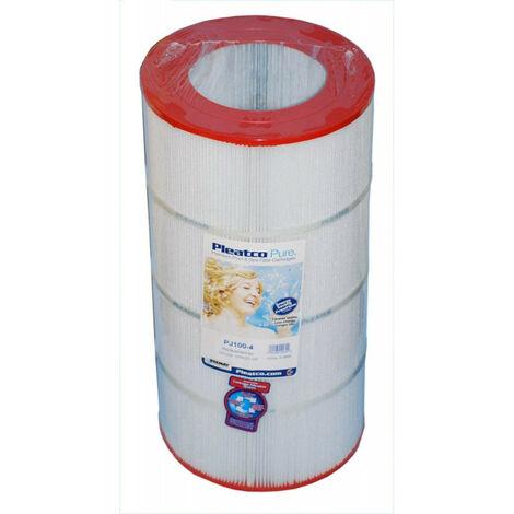 Cartucho filtrante Pleatco PJ100 para jacuzzi y piscina