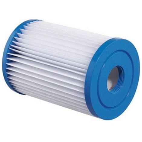 Cartucho filtro depuradora piscina 8x9cm