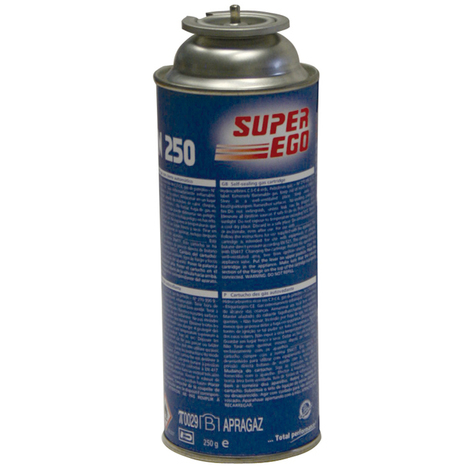 "main image of ""Cartucho Gas Cocina Butano - SUPER EGO - SEH003800 - 220 G.."""
