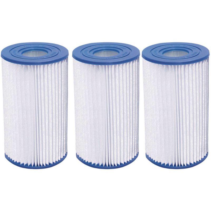 Cartucho para filtro H&J de tipo A/C- Lote de 3