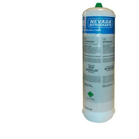 Cartucho recambio de nitrógeno en botella desechable
