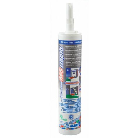Cartucho Ultrabond MS Rapid Mapei