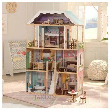 Casa de muñecas charlotte