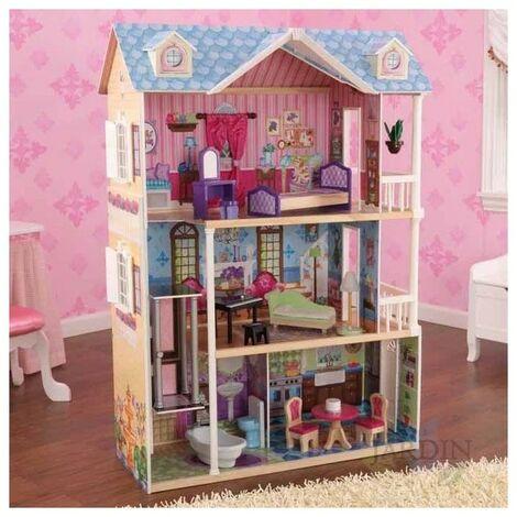 Casa de muñecas de mis sueños