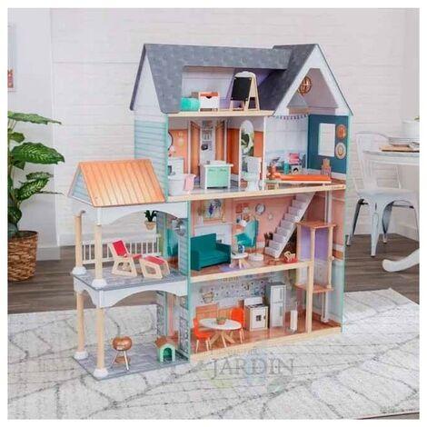 Casa de muñecas mansión dahlia
